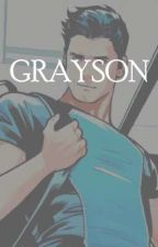 Grayson by cartoonsarelife