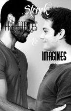 Sterek Preferences and Imagines  (ASK STEREK) by Patnis