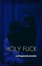 Holy Fuck || Texting w Malik  by scottinyamukcenesitw