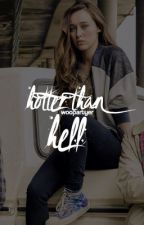 HOTTER THAN HELL ㅅ MALIA TATE by woopartyer