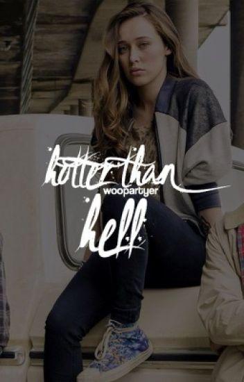 HOTTER THAN HELL ㅅ MALIA TATE