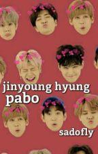 jinyoung hyung pabo , got7 fantalk by sadofly