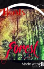 MCD Guys X Reader~Hearts of the Forest by TheTravlynAlliance