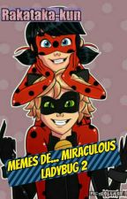 Memes De... Miraculous Ladybug 2 by OppaDameDuro14