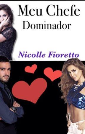 O CHEFE DOMINADOR (PONNY) by nicollefioretto