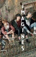 Bts imagines  by minnie9498