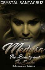 Medusa: The Beauty and The Snake by Santacruz23