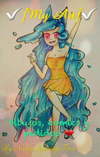✔[My Art] Dibujos, Comics Y Pedidos.