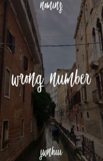 wrong number ✩ taegi