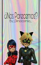 ¡¿Nos parecemos!? by tote_figueroa122