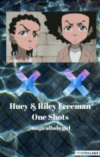 Huey Freeman & Riley Freeman One Shots  by magicalbabygirl