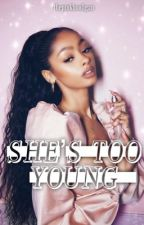 She's Too Young || Abel Tesfaye || Student/Teacher by ThePinkHooligan