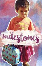 {HIATUS} Milestones | Kaylor by 100percentsunshine_