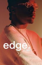 edge. [Joey Bada$$]  by yamalex
