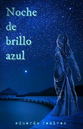Noche de brillo azul by eduardooo96