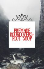 PREMADE BOOK COVERS+ PLOT SHOP (closed) by taxday