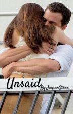 Unsaid  by JaysenStarr