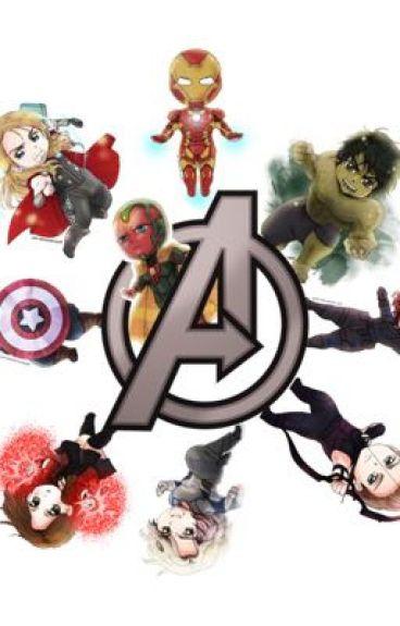 Avengers x Reader