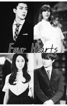 Four Hearts (seyoung Kaistal Oneshoot/twoshoot)  by nistiana