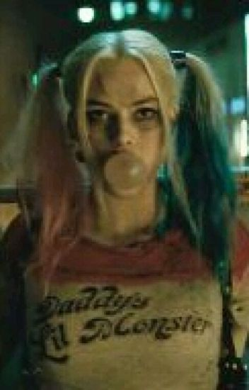 A Pink Heart ((suicide!squad Harley quinn x reader))