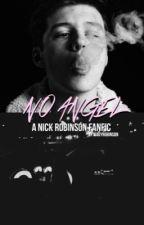 No angel ☹ NR ↠ short story by wavyrobinson