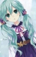 God's lover : Miku X Metan reader by Redwoulfe