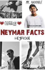 Neymar ➡Facts⭐(#Wattys2016) by HeyPique