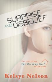 Surprise and Disbelief by KelsyeNelson