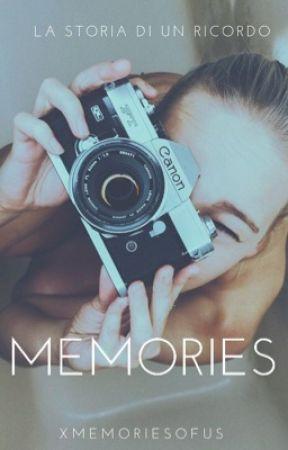 Memories  (in profonda revisione)  by xmemoriesofus