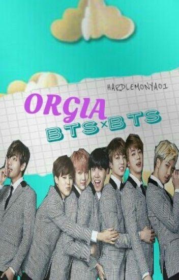 Orgía BTSxBTS {Hard Lemon} [EDITANDO]