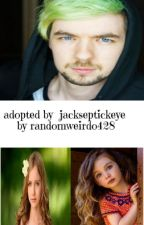 adopted by jacksepticeye by lissabear428