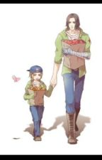 Bucky X Child Reader: My Baby Doll by Kikumaru1125
