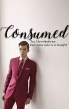 Consumed // Ian Gallagher by omgreedus