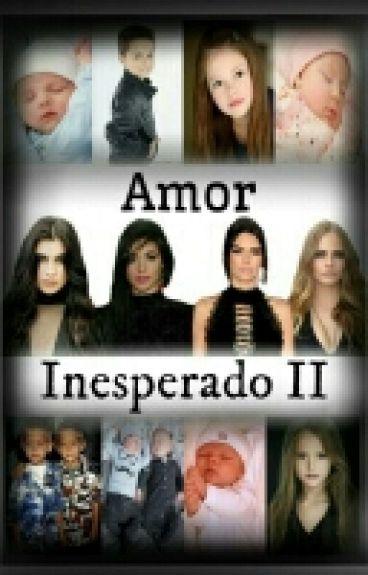 Amor Inesperado 2 (CamRen & Cake) G!p