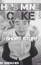 He's Mine | Cake 5SOS by Grienchen