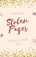 Stolen Pages by theloneranger_