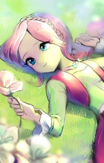 флаттершай аниме картинки