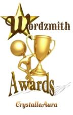 WORDZMITH Awards by CrystalleAura