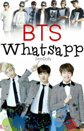 BTS WHATSAPP