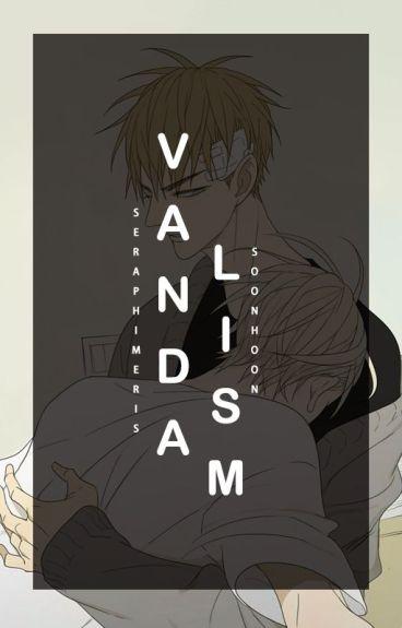 Vandalism +soonhoon