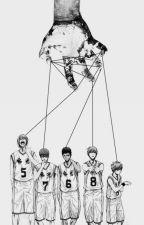 Imagine & Préférence - Kuroko no Basket [EN PAUSE] by feifinou