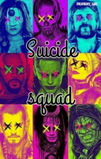 Suicide Squad -texting-