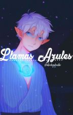 「Llamas Azules」(TuXRin) by sad_rocket