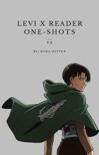 Levi x Reader One-Shots:  3  by Koda-Kitten