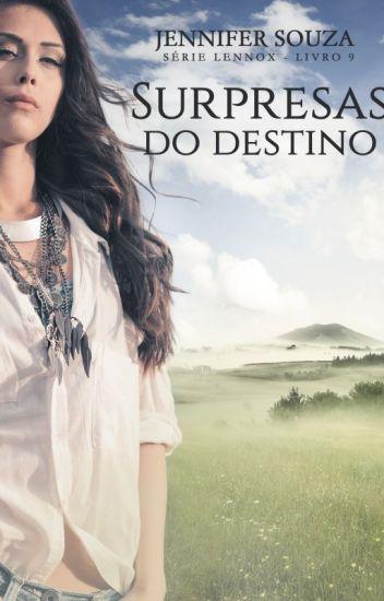 Surpresas do destino - Série Lennox - Livro 9 (Degustação)