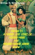 MaNan TS - A modern love story of Aladdin Manik and Princess Nandini Jasmine by Vridhi03196