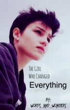 The girl who changed everything ( A Bex Taylor klaus fan-fiction )  by words_and_wonders