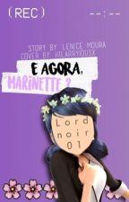 E agora, Marinette? - Uma história Ladybug by LordNoir01