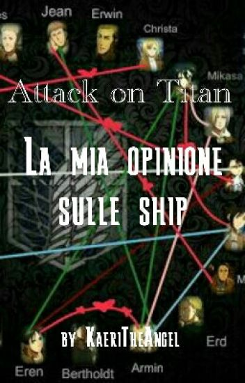 ATTACK ON SHIP: Kaeri L'Opinionista