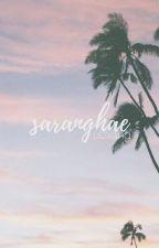 saranghae || jin ✓ by jindonut